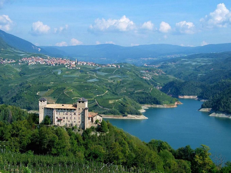 Castel Cles fra le Alpi e il lago di santa Giustina (viaggidiunsognatore)