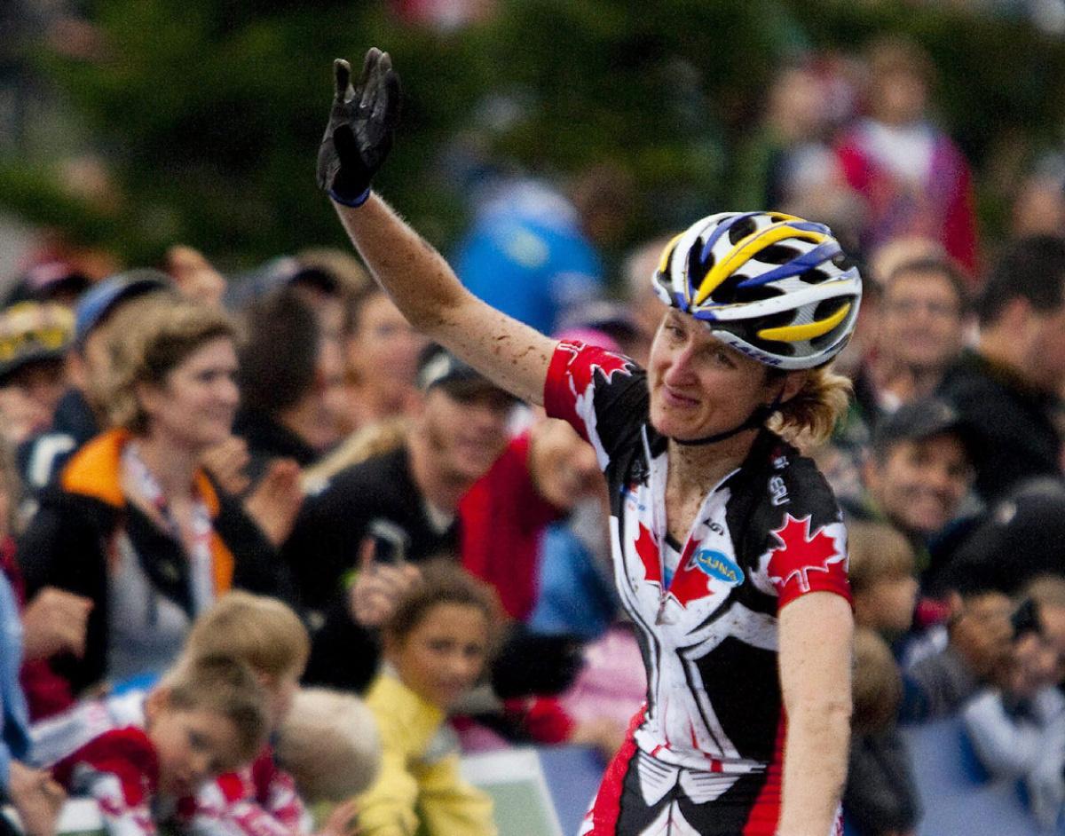 Catharine Pendrel (Canada), due ori mondiali e un bronzo olimpico ai Giochi di Rio 2016 (thestar)