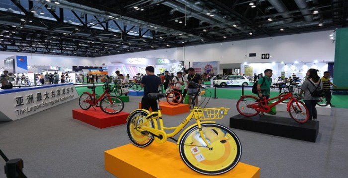 Immagine dalla Beijing International Bicycle & Spare Parts Exhibition 2017