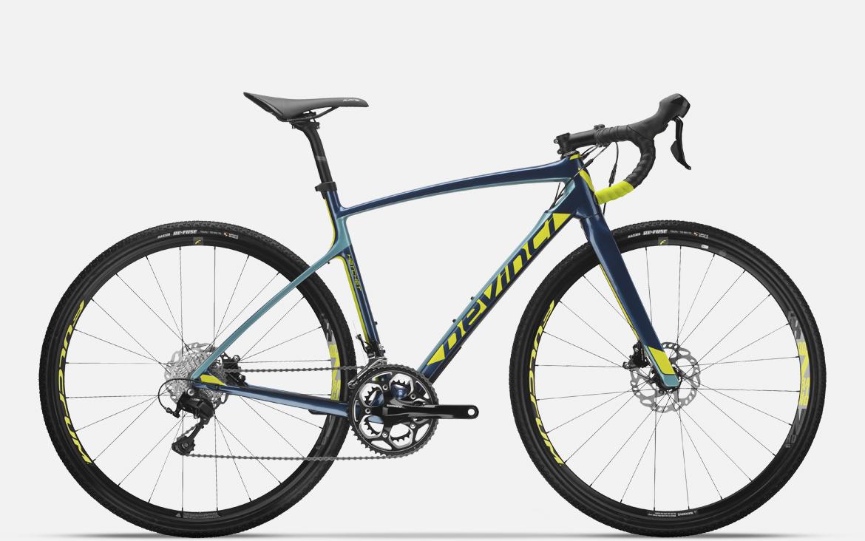 gravel bike 2018 devinci 9 bici in catalogo atomicbike. Black Bedroom Furniture Sets. Home Design Ideas