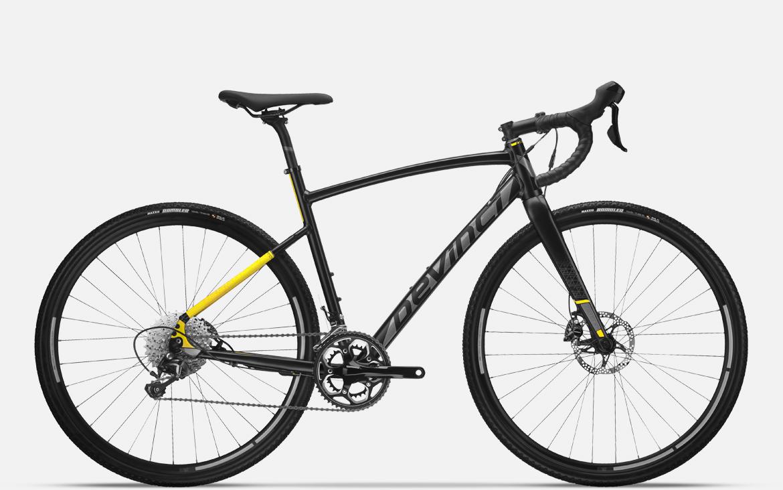 gravel-bike-alluminio-devinci-hatchet-105
