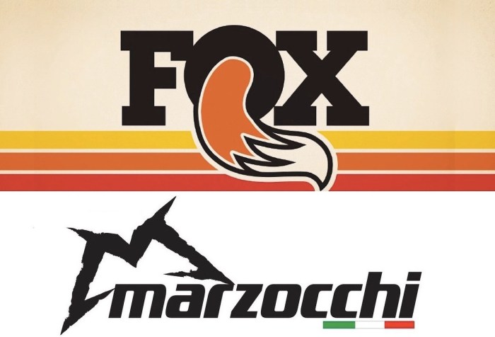 Logo Fox Marzocchi (bicinatura.it)