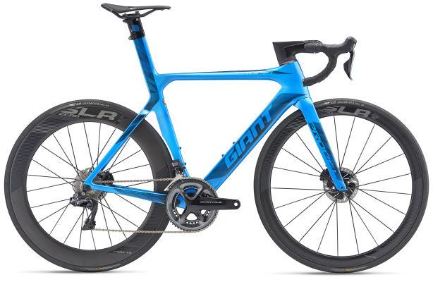 Bici da corsa aero Giant Propel Advanced SL 0 Disc (sito giant-bicycles.com)
