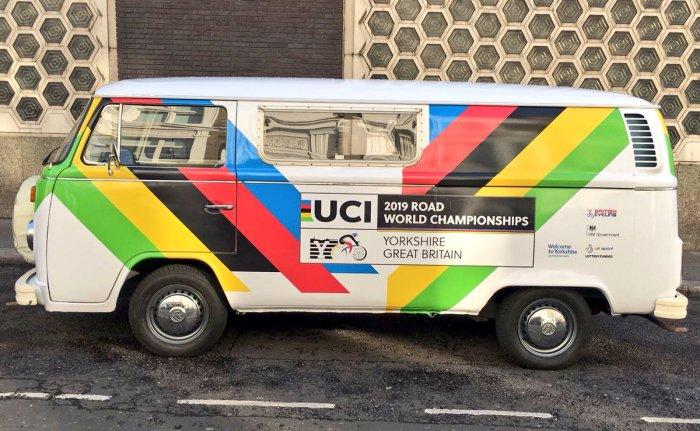 In Inghilterra si stanno già preparando a dovere, visti anche gli ottimi risultati dell'ultimo periodo dei loro ciclisti