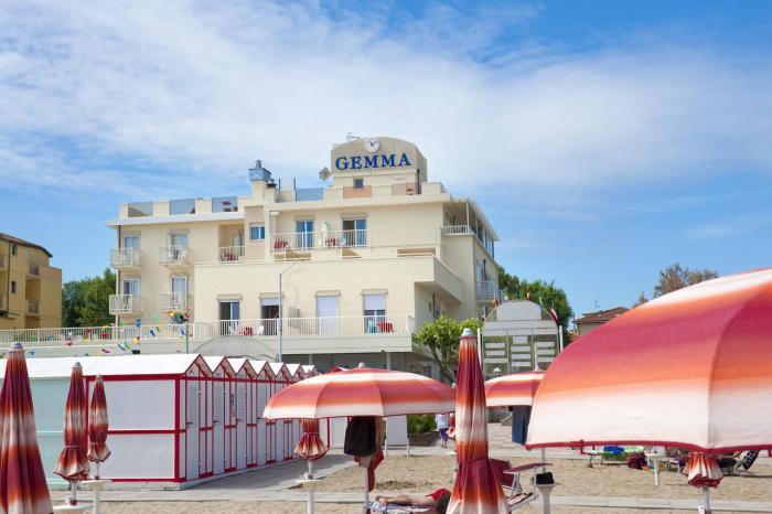 Hotel Gemma Riccione (booking.com)