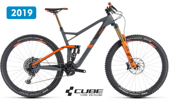 cube mtb listino prezzi 2019 e gamma atomicbike. Black Bedroom Furniture Sets. Home Design Ideas