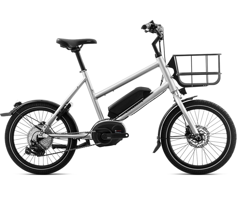 Bici elettrica cargo Orbea Katu-E 10 (foto dal sito orbea.com)