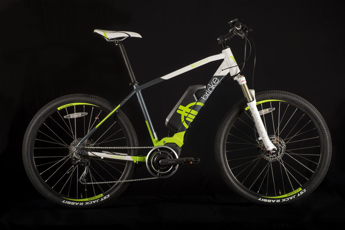 Brinke Bike Raptor