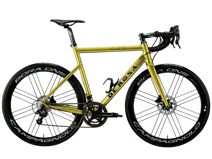 La nuova bici da strada De Rosa Kermesse Disc (foto dal sitoi derosa.it)