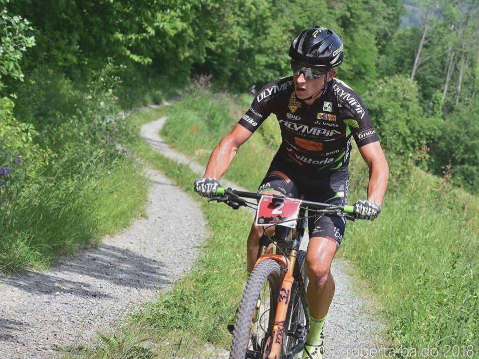 Jacopo Billi in azione (foto Roberta Baldo)