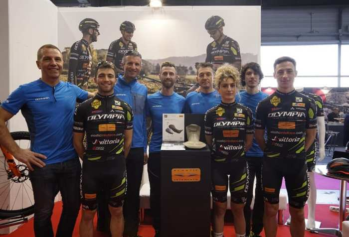 Olympia Factory Team a CosmoBike 2019