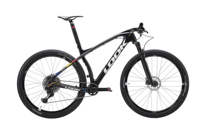 Foto di una mountain bike Look