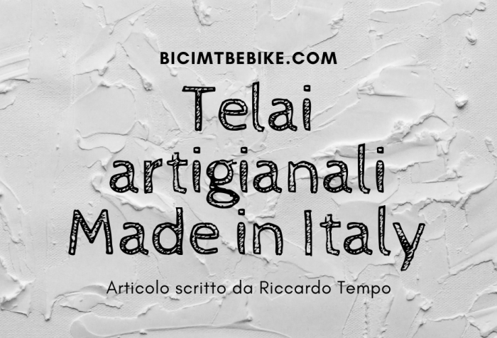 Telai Made in Italy