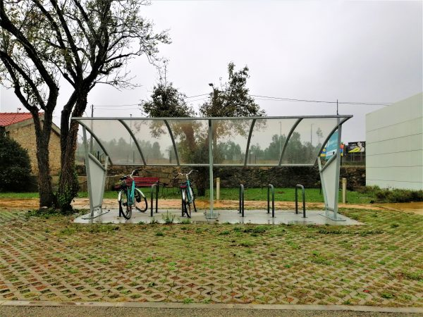 Bike Shelter BiciShelter