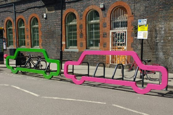 CarbikePort bike parking estacionamento bicicletas cyclehoop