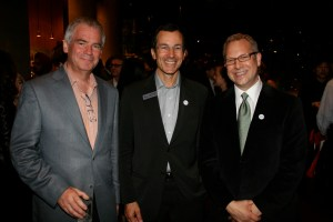 David Lemon, Peter Ladner & Sean