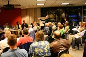 False Creek Residents Association Meeting