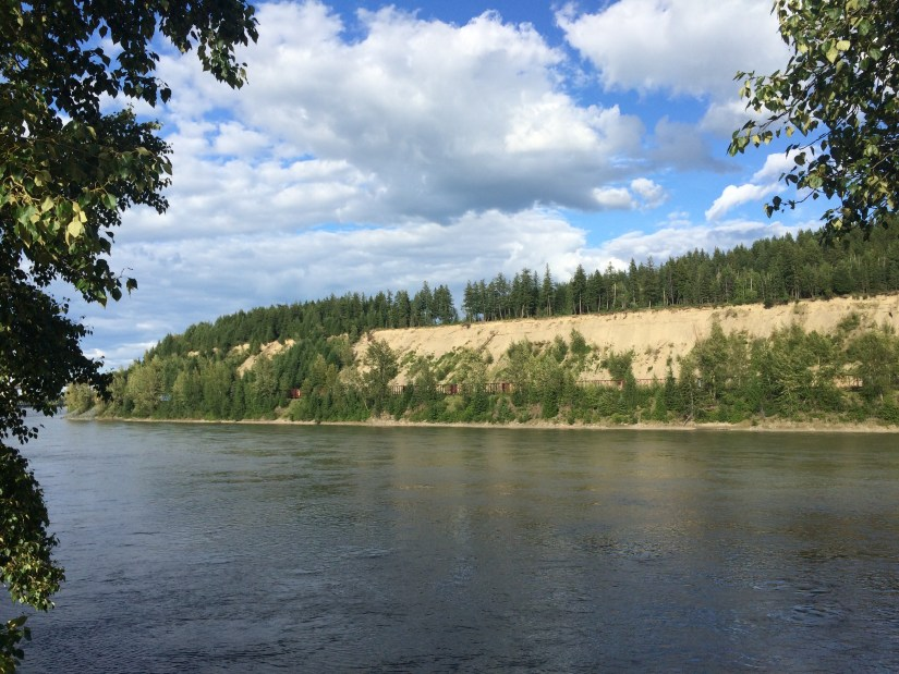 Combined Nechako & Fraser Rivers