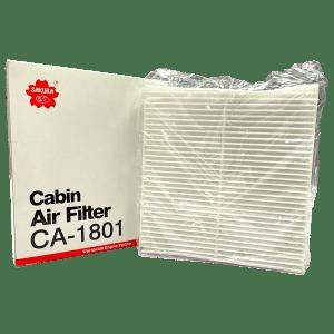 Cabin Filter B15/G10/N16 Nissan Sentra Almera (Sakura) CA1801