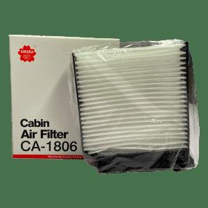 Cabin Filter Nissan Cube K12/E11 March CA1806