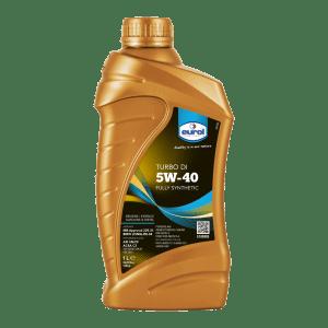 5W-40 (1L) Eurol Turbo Diesel Engine Oil