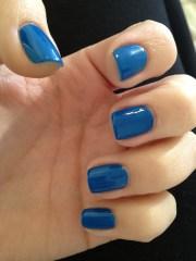 electric blue nail polish bicoastal