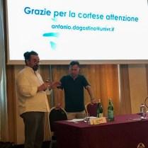 Prof. Giorgio Lombardo & Prof. Antonio D' Agostino