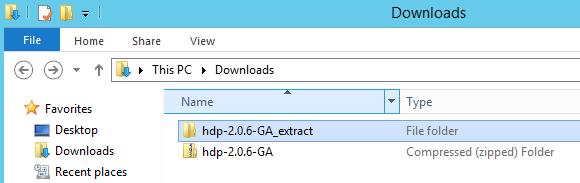 bicortex » Blog Archive » Hadoop Musing – How to Install Hortonworks Hadoop Distribution (Sandbox and HDP) Locally On Microsoft Windows