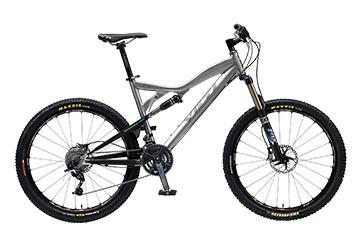 2008 Yeti Cycles 575 (Carbon Swingarm, XTR Build Kit