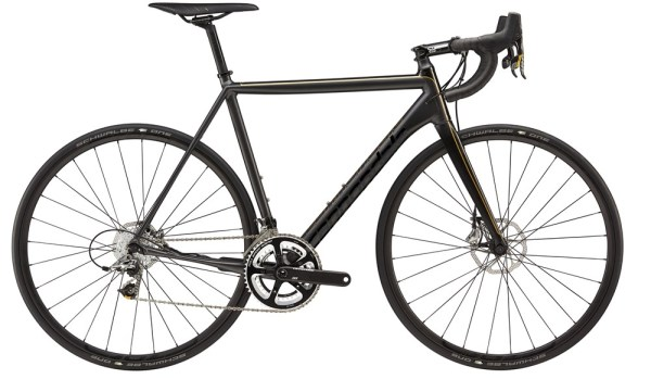 2015 Cannondale CAAD10 Black Inc Bicycle Details