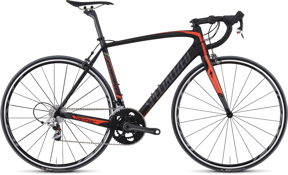 2012 Specialized Tarmac SL4 Pro SRAM Red Mid-Compact