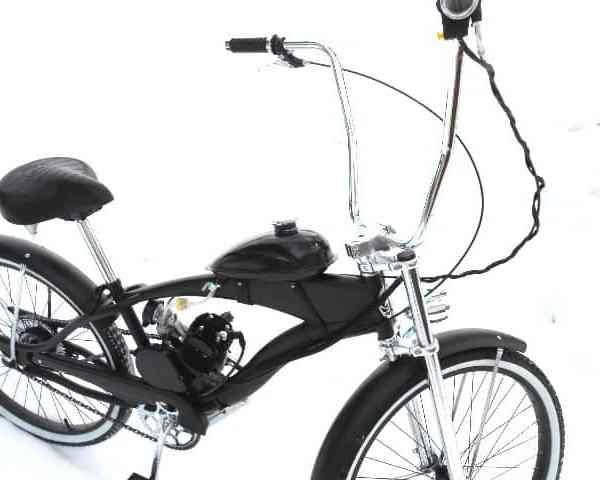 Low-Rider Motorized Bike Kit