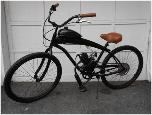 Stealth Motorized Bike Kit