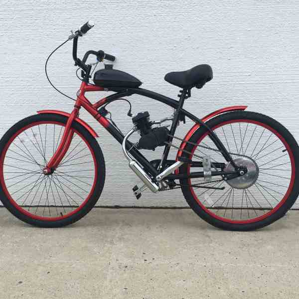 Fire Fly Motorized Bike Kit