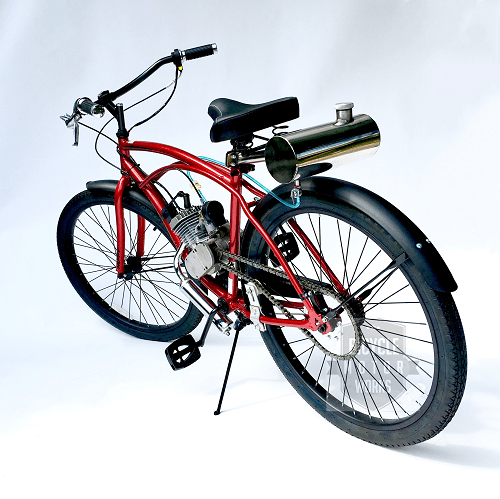 Count Dragula Motorized Bike Kit