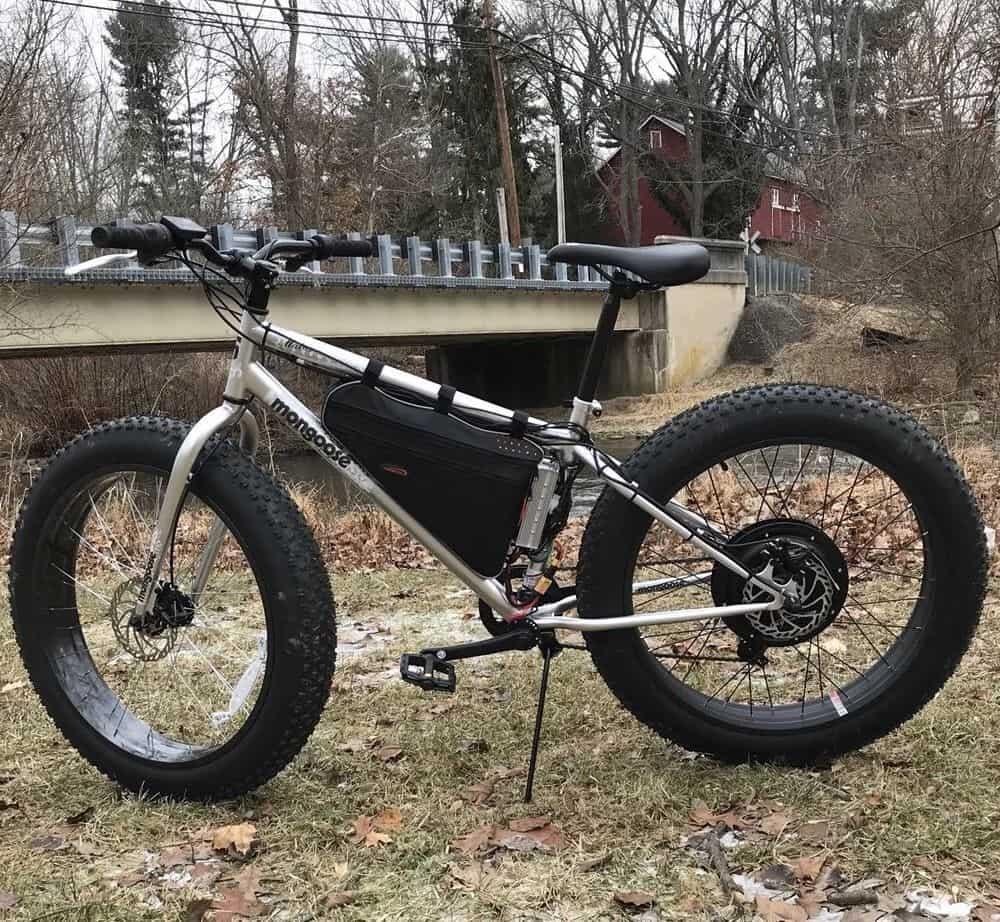 Tire Fat Kits Mini Bike