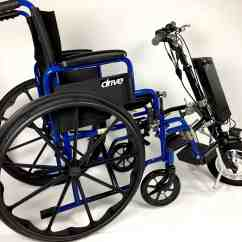 Wheelchair Motor Ikea Bean Bag Chairs Electric Attachment Bicycle Works