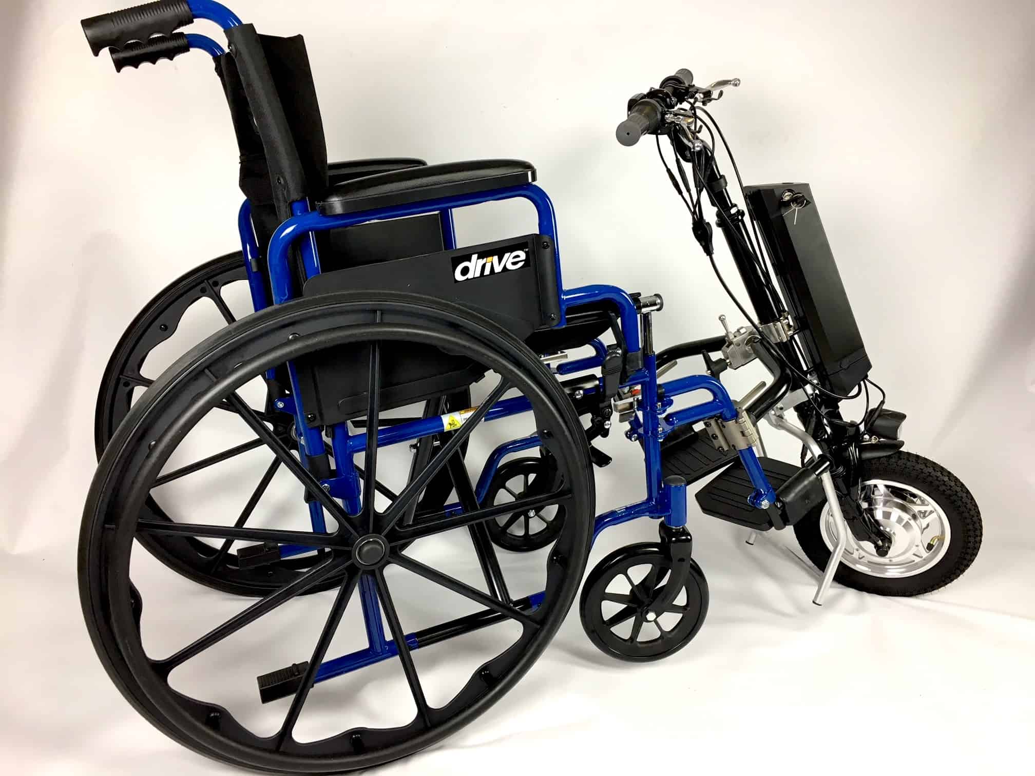 wheel chair motor most expensive brand electric wheelchair attachment bicycle works