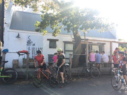 Bike Friendly Village Roast in Noordhoek
