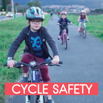 TIPS ON CYCLE SAFETY & SKILLS TRAINING