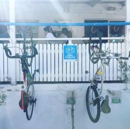 Bike Friendly Darios Cafe