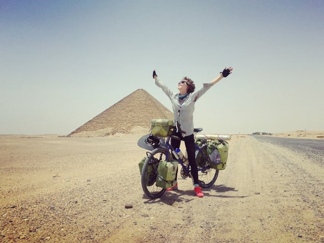 CAPE TO CAIRO - 12 000km across Africa
