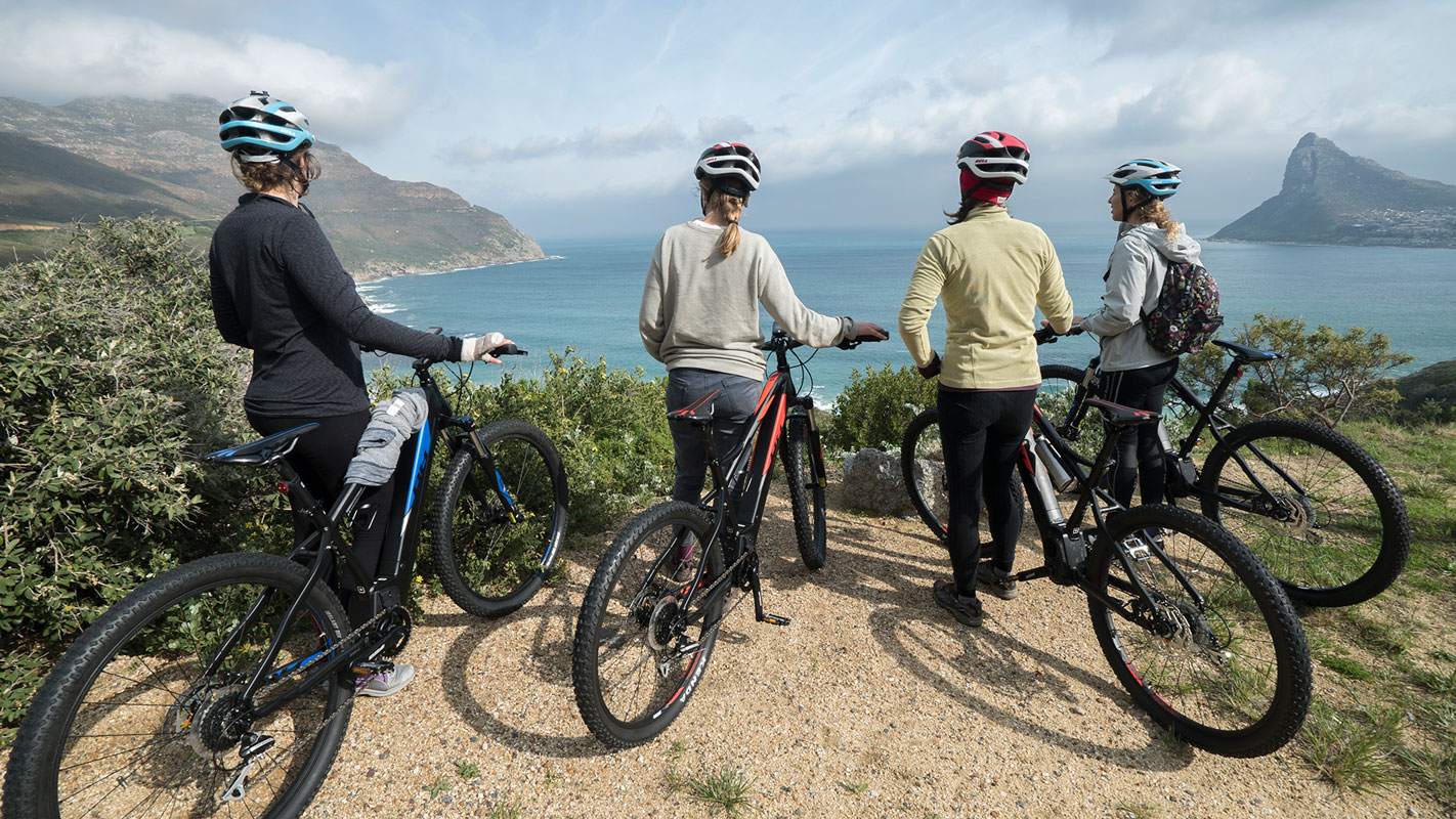 eBike Tours Cape Town