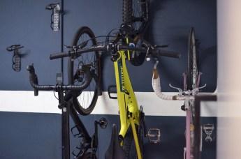 Secure Bike Parking, Workshop 17 The Harrington