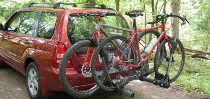 kuat transfer 2 bike hitch rack review