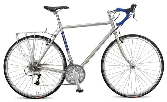Fuji Touring Bicycle Review