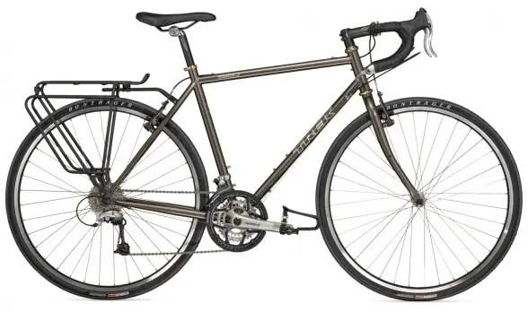 Trek 520 - Touring Bicycle Review