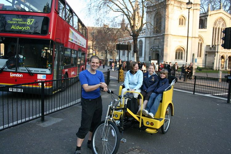 London_pedicab