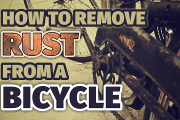 Bicycle Universe - How to Remove Rust from a Bicycle