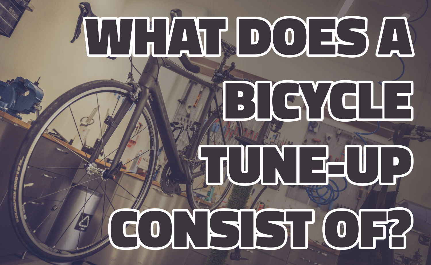 Bicycle Tune Up >> What Does A Bicycle Tune Up Consist Of Bicycle Universe